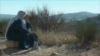 Scene from Omar Amiralay's 1997 documentary, A Plate of Sardines