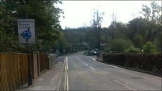 Marlborough's Pewsey Road Bridge