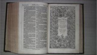 King James Version Bible, 1611