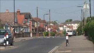 Hatley Road, Bitterne, Southampton