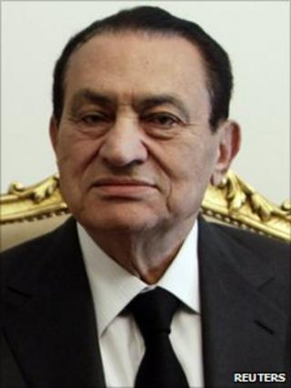 Hosni Muarak (8 February 2011)