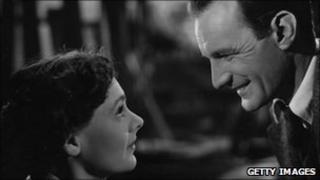 Celia Johnson and Trevor Howard
