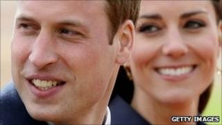 Kate Middleton and Prince William visit Whitton Park