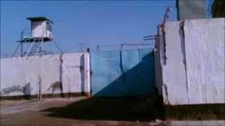 Turkmen prison
