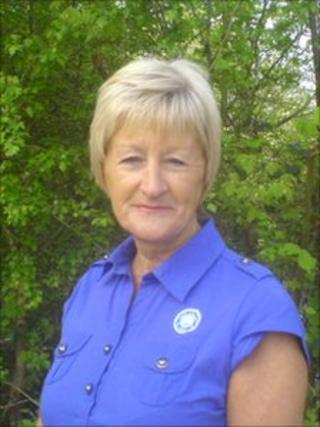 Olwyn Keogh, founder of Friends of Chernobyl's Children charity