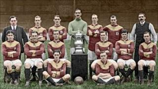 Bradford City and the 1911 FA Cup