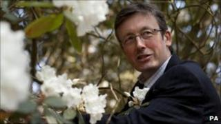 Florist Shane Connolly