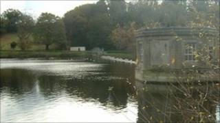 Grand Vaux Reservoir
