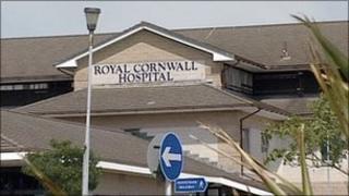 The Royal Cornwall Hospital at Treliske