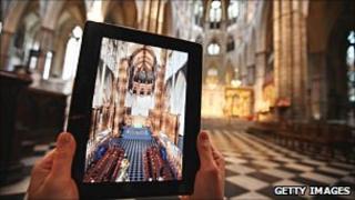 Westminster Abbey app