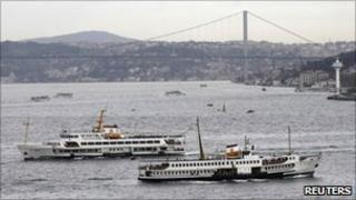 Bosphorus Strait. File photo