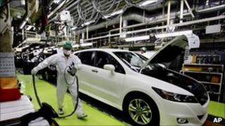 Car manufacturing unit