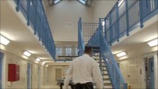 Jersey prison