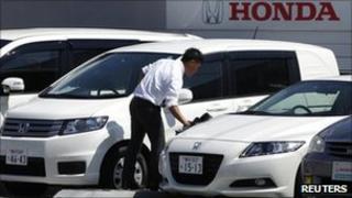Honda garage