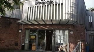 Phoenix theatre and cinema, Ross-on-Wye