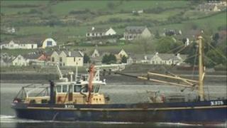 Kilkeel trawler
