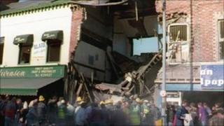 Shankill bomb