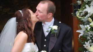 Michelle and Derek Stevenson