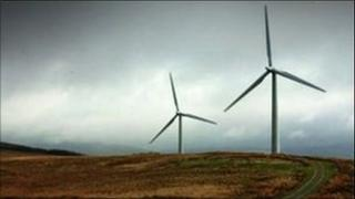 wind turbines generic