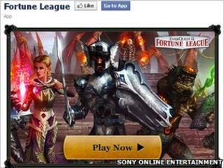 Fortune League screenshot