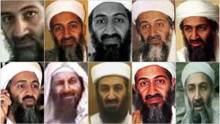 Osama Bin Laden montage