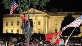 White House celebrations