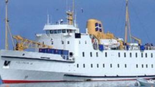 Scillonian III: Pic Isles of Scilly Steamship Company