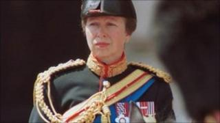 Princess Anne the Princess Royal