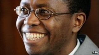 Ignace Murwanashyaka, file pic from 2005