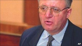 Vojislav Seselj (Jan 1999)