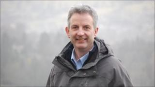Andy Ryland, rural officer with the Diocese of Ripon & Leeds