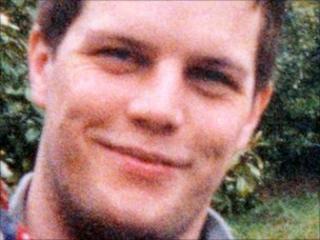 Murder victim Richard Hicking