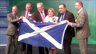 SNP MSP winners