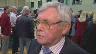 Peter Callow, Blackpool Conservative leader