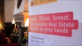 Spanish property marketing