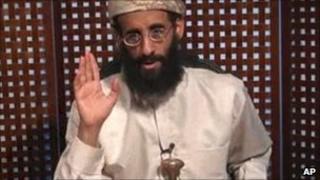 Screengrab of Anwar al-Awlaki File image of (image released on 8 Nov 2010)