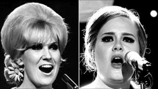 Dusty Springfield and Adele