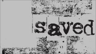 Saved graphic