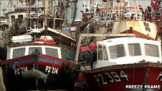 An EU scheme aims to clean the seas