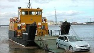 Cromarty to Nigg ferry (Pic from Undiscovered Scotland)
