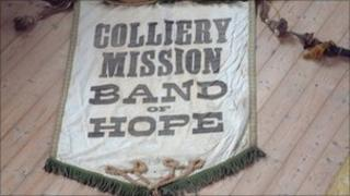 Band of Hope banner