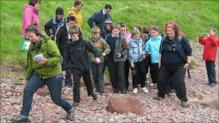 Eyemouth and Coldingham pupils