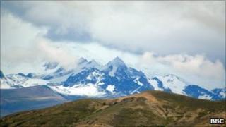 Bolivia, the Altiplano surrounding La Paz, File picture - 2009