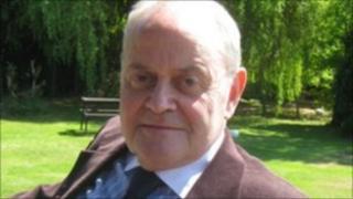 Charles Lovelace, 72, a former national serviceman