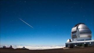 Gemini North Telescope