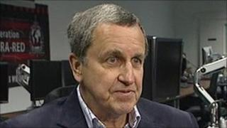 Michael Laurie, former director of General Intelligence Collection