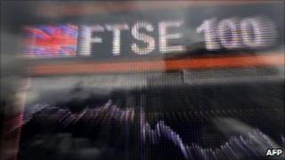 FTSE100 screen