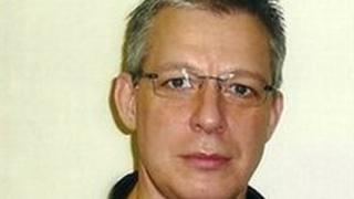 Jeremy Bamber, photographed in 2010. Copyright: Andrew Hunter - Jeremy Bamber Campaign