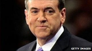 Mike Huckabee (file image)
