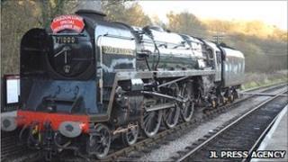 Duke of Gloucester train